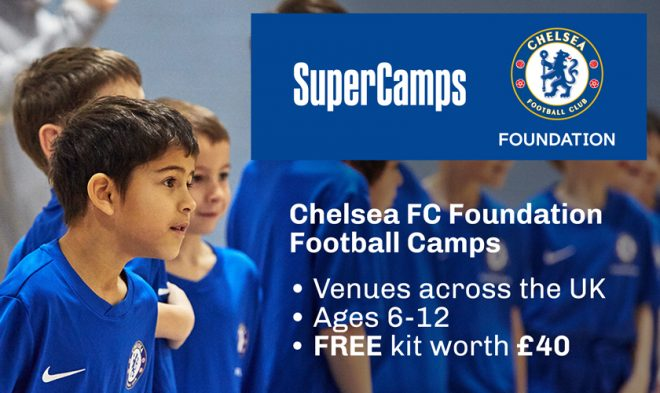 Football holiday camp