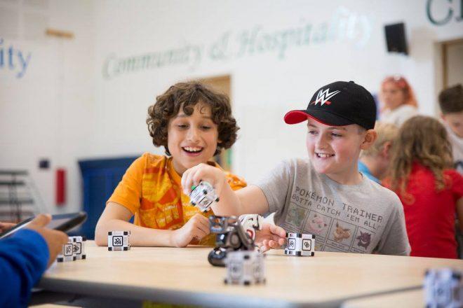 summer holiday tech club, coding kids club, school holiday tech camp, coding holiday camp